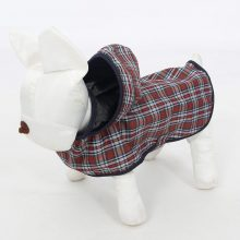 Reflective Waterproof Coat for Small Dogs