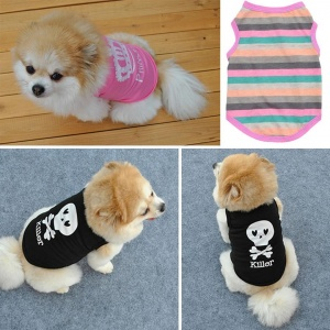 t-shirt-for-small dog breeds